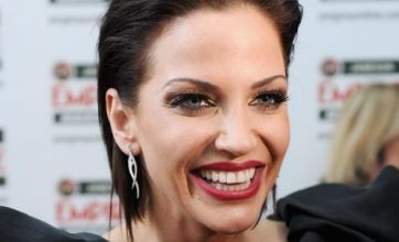 Sarah Harding admits trout pout was 'big mistake'… but denies Botox