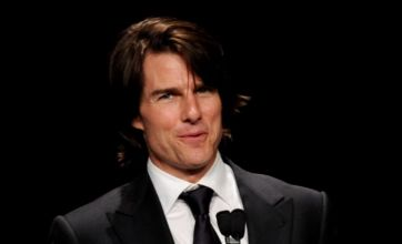 Tom Cruise: I'm too busy for Glee cameo