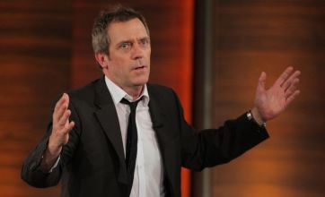 Hugh Laurie set to leave House after series eight