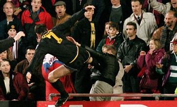 Eric Cantona's kick victim spared jail for assault on football coach