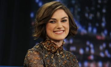 Keira Knightley: I was the worst bridesmaid ever at my brother's wedding