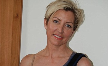 Heather Mills' gold medal hopes suffer a setback after skiing fall