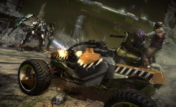 Sony confirms Starhawk will come to PlayStation 3 in 2012