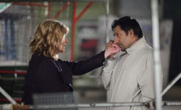 EastEnders: Jane makes a move on Masood
