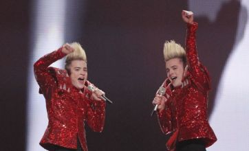 Jedward: We'll win Eurovision Song Contest and be as big as Abba