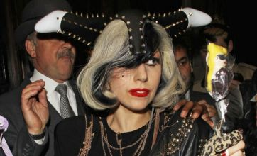 Lady Gaga demands gold coffin before Big Weekend performance
