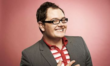 Alan Carr turns down gay pilot reality show 'Up, Up and a Gay'