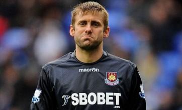 Aston Villa want Rob Green, and Liverpool eye Scott Parker move