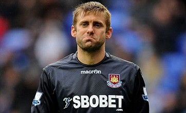 Aston Villa want Rob Green, and Liverpool eye Scott Parker move