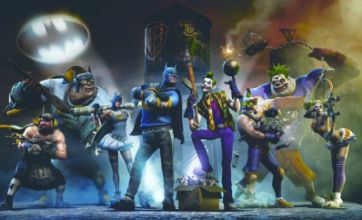 Gotham City Imposters downloadable Batman game revealed