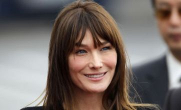 Carla Bruni's father in law spills beans about pregnancy rumours