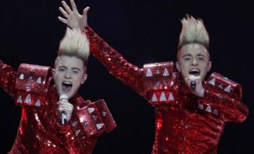 Jedward 'set to host their own TV show after Eurovision success'