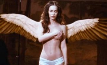 Megan Fox goes topless in nude scene from Passion Play