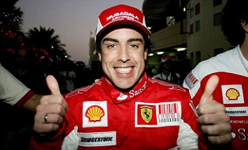 Fernando Alonso pledges to end career at Ferrari after new contract