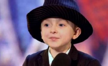 Britain's Got Talent: 7-year-old Robbie set to wow on Louis Walsh comeback