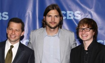 Ashton Kutcher 'only signed one-year Two and a Half Men deal'