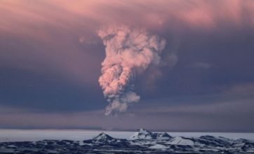 Ash cloud of Iceland volcano to cause UK flight disruption on Tuesday – CAA