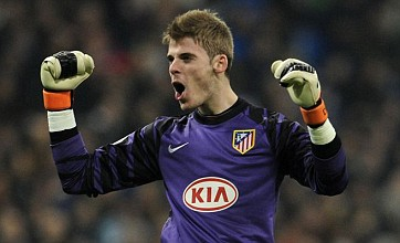 David De Gea 'set to sign for Manchester United in £18.3m deal'
