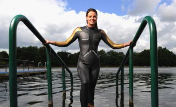 London 2012 hopeful Keri-Anne Payne on mixing it with the best