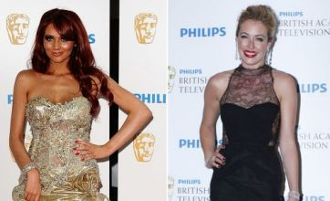 Amy Childs v Cat Deeley at the Baftas 2011: Hot or Not?