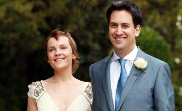 David Miliband 'snubs brother Ed's wedding reception' despite 'great day'