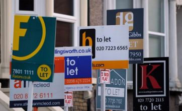 First-time buyers fear they will never be able to buy a house