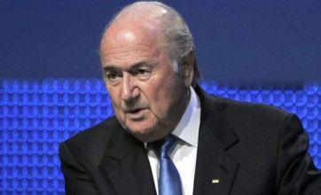 Sepp Blatter Fifa 'coronation' won't do anybody any good – FA chairman