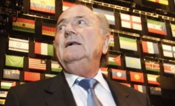 Sepp Blatter admits Fifa troubles ahead of vote