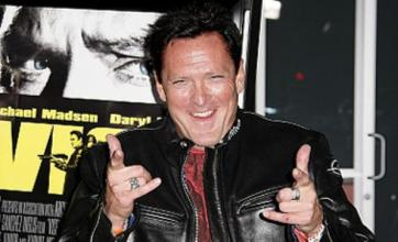 Michael Madsen 'in talks about entering Celebrity Big Brother house'