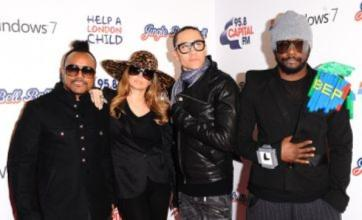 Black Eyed Peas charity gig axed over thunderstorms