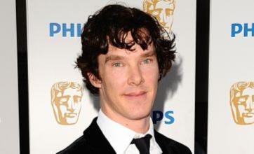 Sherlock star Benedict Cumberbatch to voice Smaug in The Hobbit