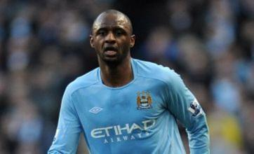 Patrick Vieira 'to choose between Man City and Arsenal for coaching role'