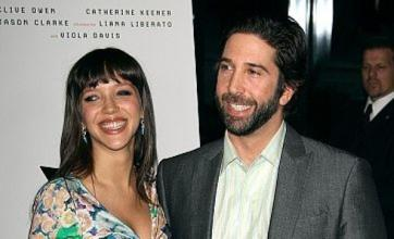 David Schwimmer: Friends cast haven't met since show ended in 2004