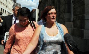 Kelsey Donkin avoids jail for 'bang bang' joke on PC David Rathband