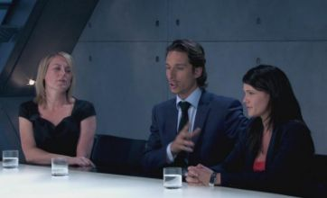The Apprentice: Vincent Disneur and Ellie Reed fired in double sacking