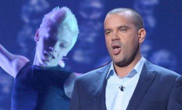 James Hobley and Les Gibson go through to Britain's Got Talent final