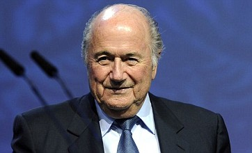 Sepp Blatter: I've been given a good beating by the Football Association