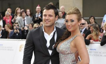 TOWIE's Mark Wright and Lauren Goodger want Newlyweds show