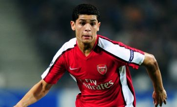 Denilson set to leave Arsenal for Brazil return