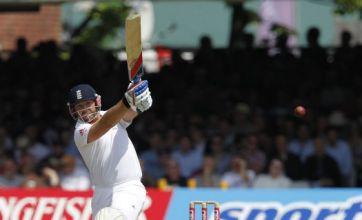 Matt Prior hits century as England seize control against Sri Lanka