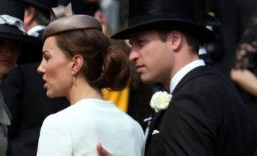 William and Kate to move into Kensington Palace