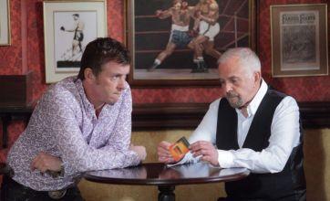 EastEnders: Alfie's uncle Eddie Moon arrives in Walford, upsetting Kat