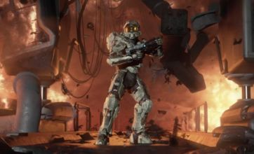 Halo 4 teaser trailer shown at Xbox E3 event