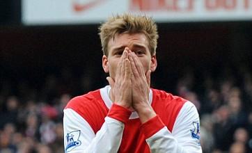 Nicklas Bendtner eyed by Bayern Munich to replace Miroslav Klose