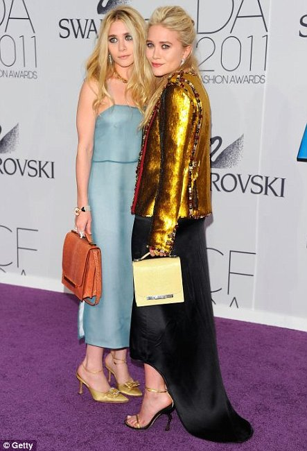 Mary-Kate and Ashley Olsen are worth millions but insist they don't have everything