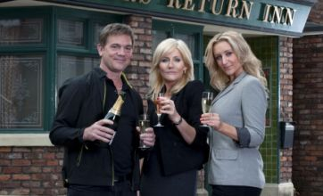 Michelle Collins found perfecting northern accent for Corrie 'tough'
