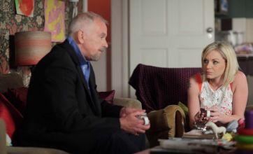 EastEnders: Michael Moon admits to Roxy that dad Eddie killed his mum