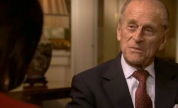 Prince Philip 90th birthday BBC interview causes Twitter stir