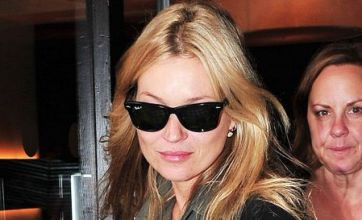 Kate Moss to hold hen party at Isle Of Wight Festival 2011