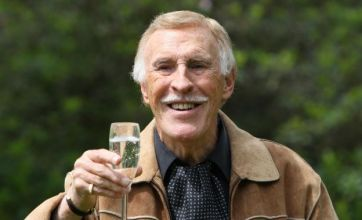 Bruce Forsyth knighted as OBEs revealed in Queen's Honours List
